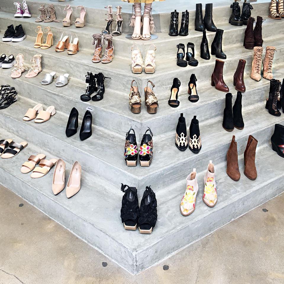 Nasty Gal shoe heaven!