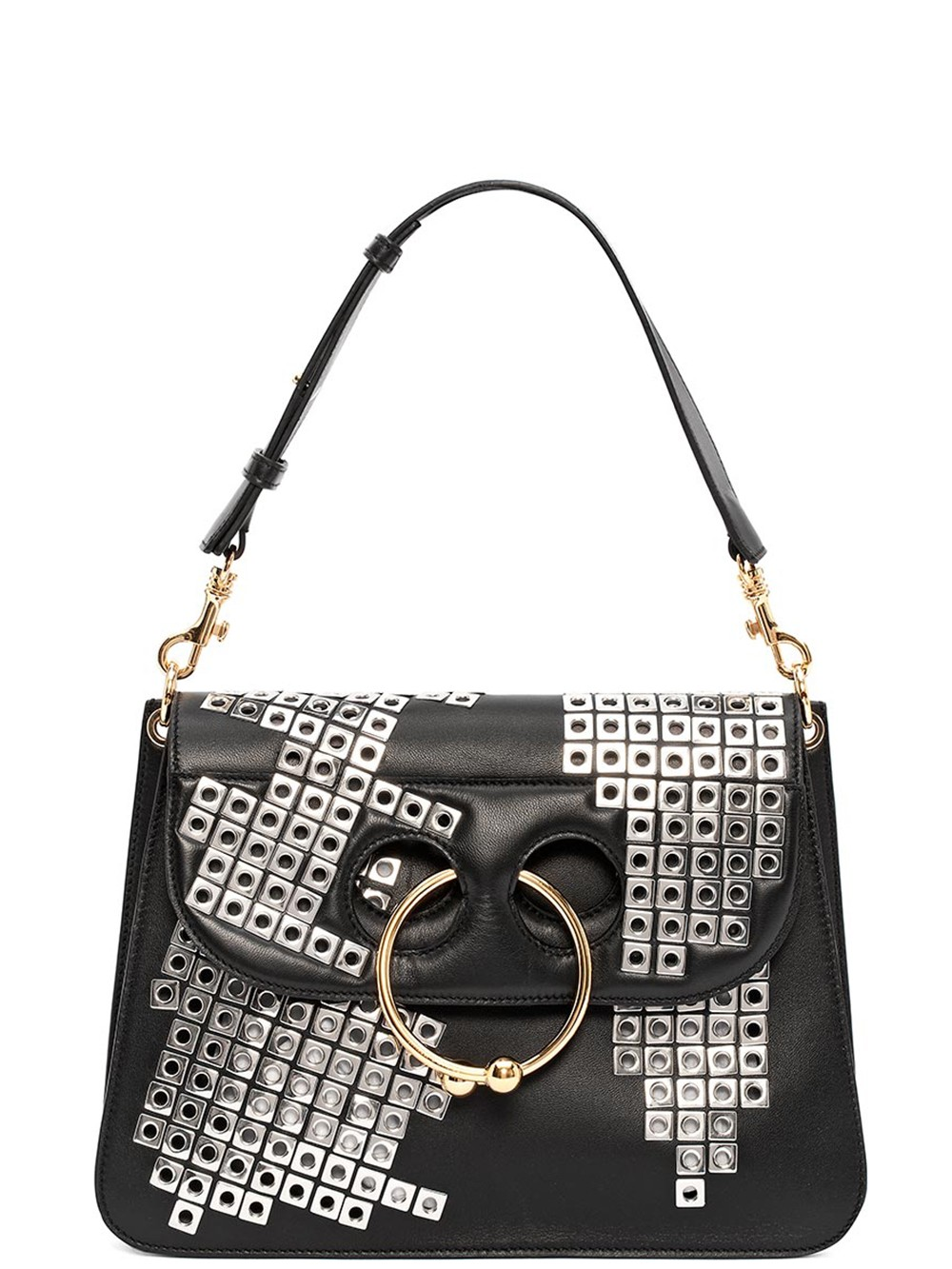 J W ANDERSON - STUD PIERCE BAG