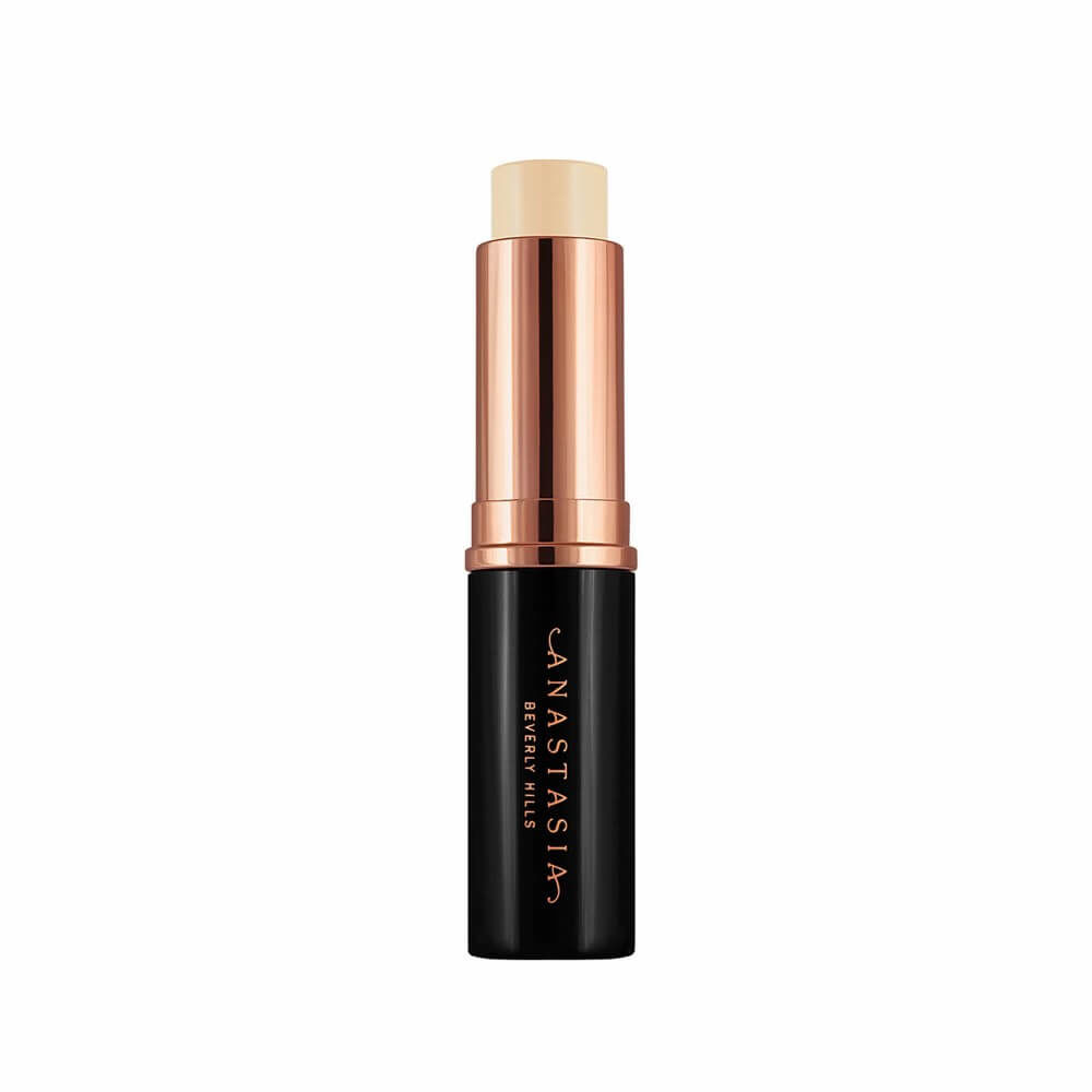 This product is amazing because it is so versatile. It can be used as a medium or full coverage foundation with a matte finish if used all over the face.