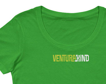 VenturaKind Women's Scoop Neck Soft T-Shirt - click to shop