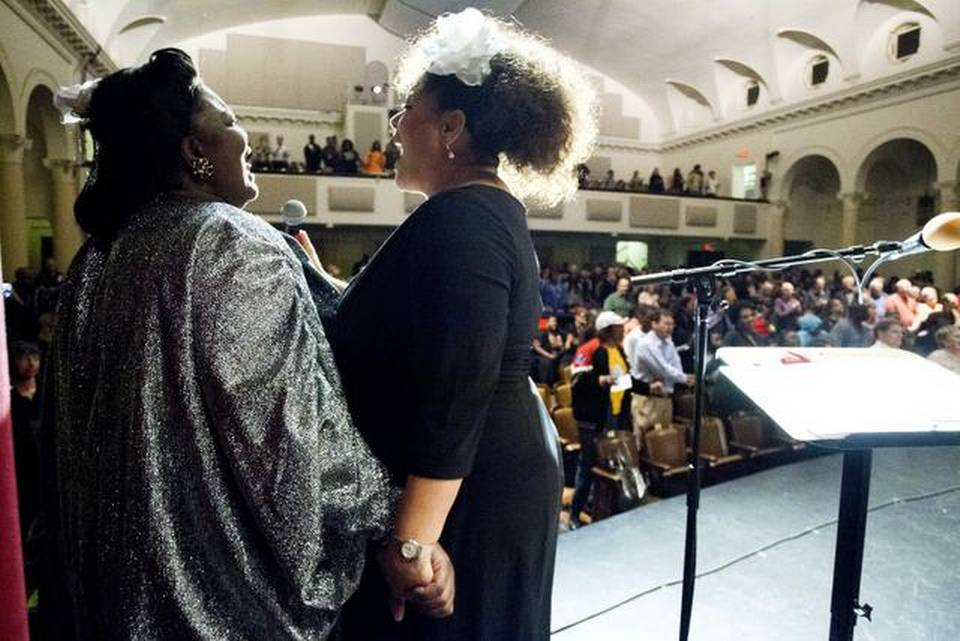 This photo from Sounds of the Civil Rights Movement: The Power of Song 2015 appeared in the Kansas City Star. http://www.kansascity.com/entertainment/oy12pr/picture6542856/ALTERNATES/FREE_960/Sound%20of%20the%20Civil%20Rights%20Movement