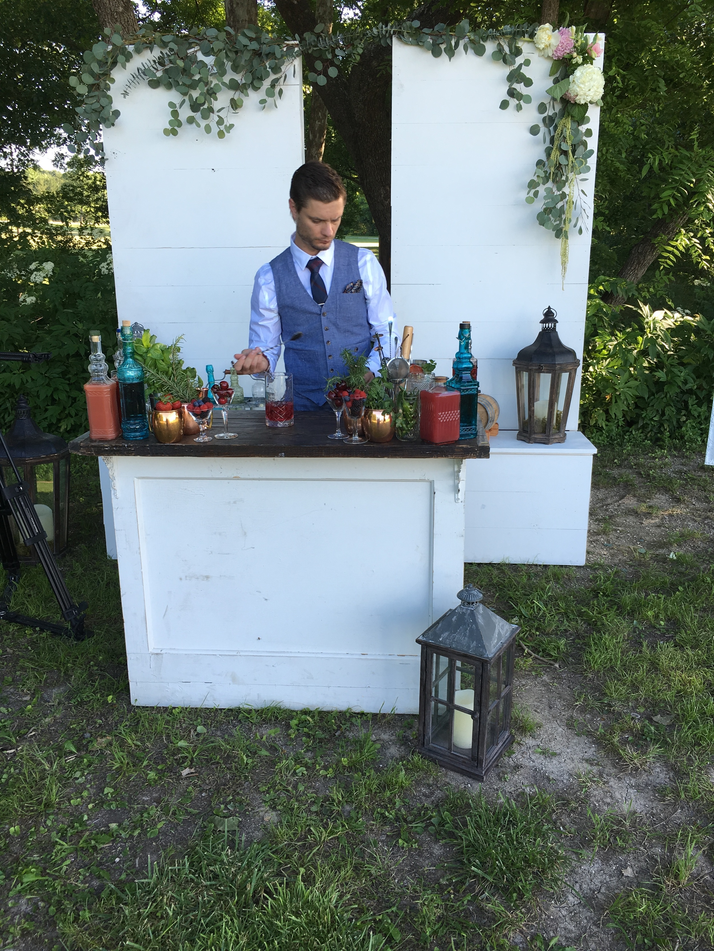 dallas cocktail catering