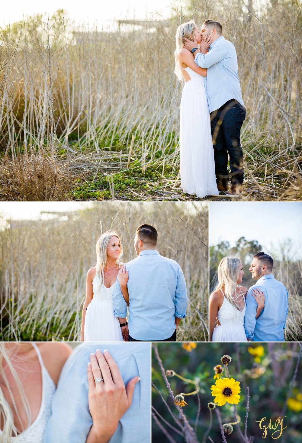 Kristen + Krsto Newport Back Bay Sunset Light and Airy Fine Art Engagement 12.jpg