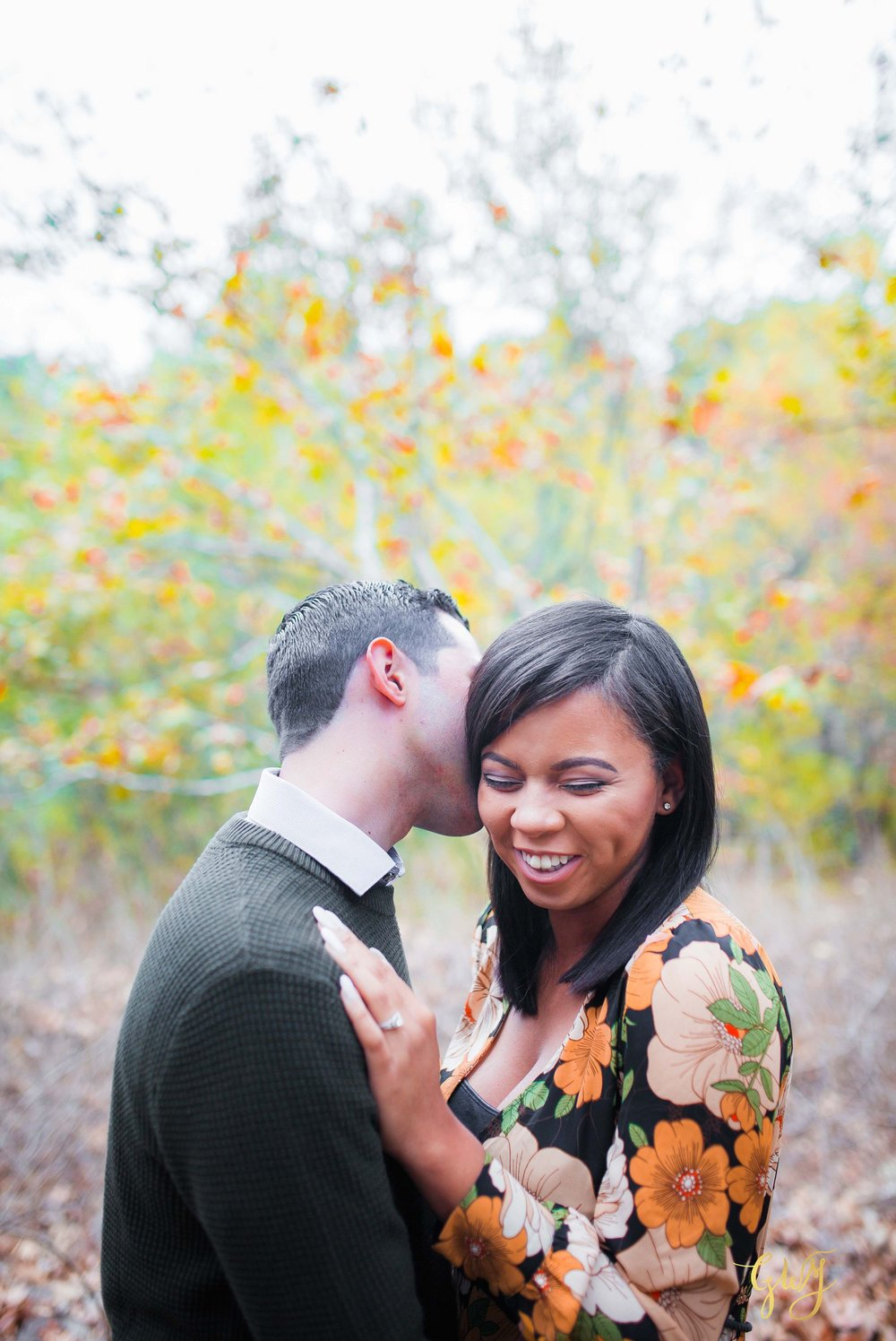 Antonia + Connor Cal State Fullerton CSUF Santiago Oaks Winter Engagement by Glass Woods Media 2.jpg
