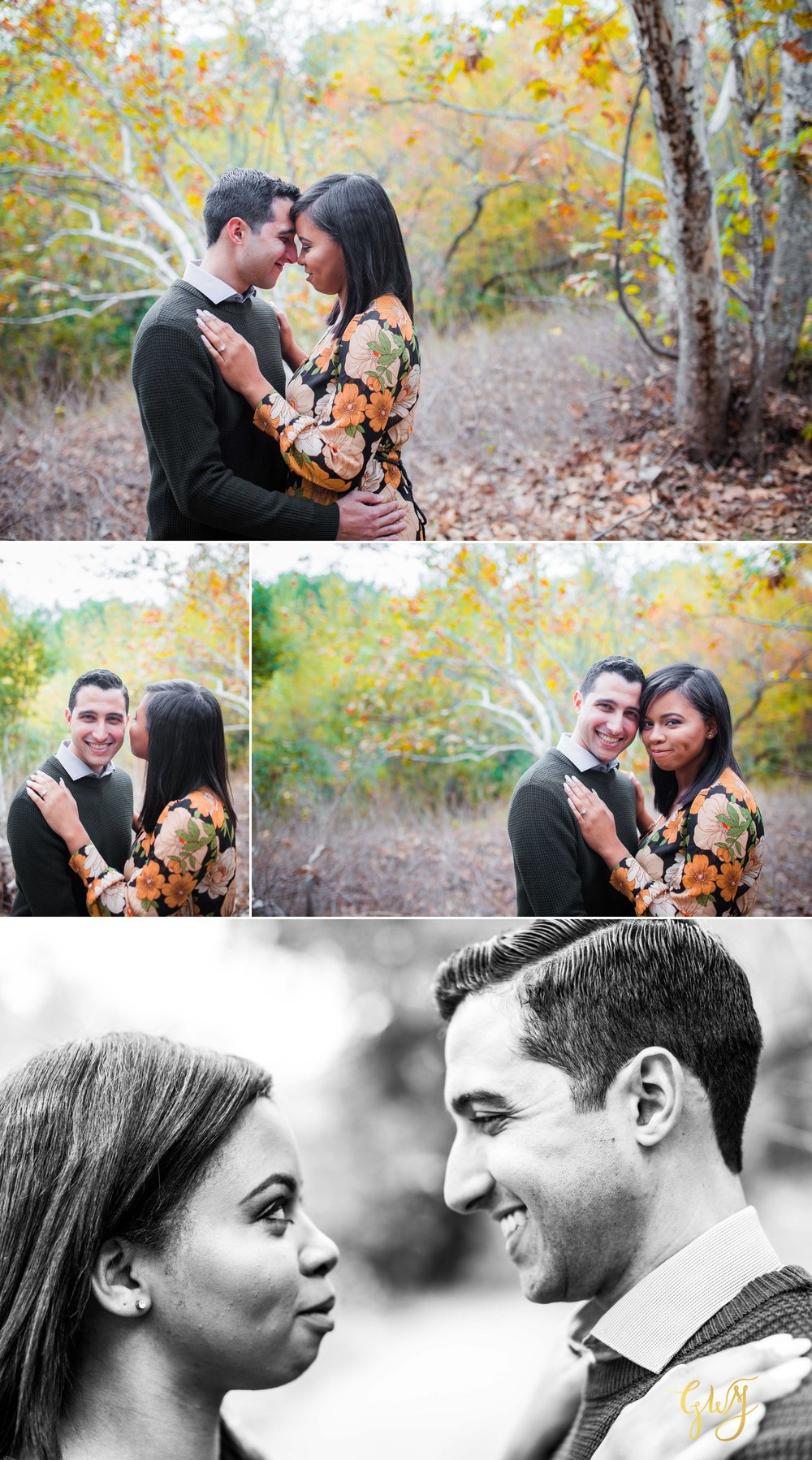 Antonia + Connor Cal State Fullerton CSUF Santiago Oaks Winter Engagement by Glass Woods Media 3.jpg