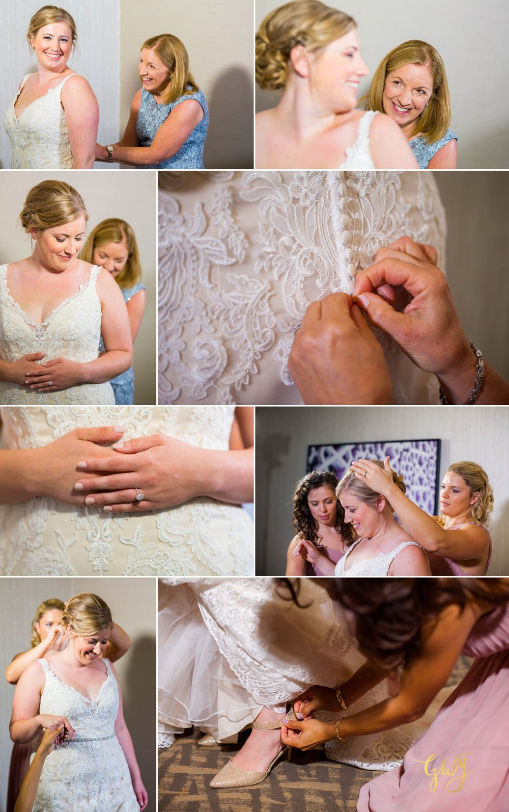 Javier + Kari Avenue of the Arts First Look Vintage Rose Wedding Ceremony Reception by Glass Woods Media 4.jpg
