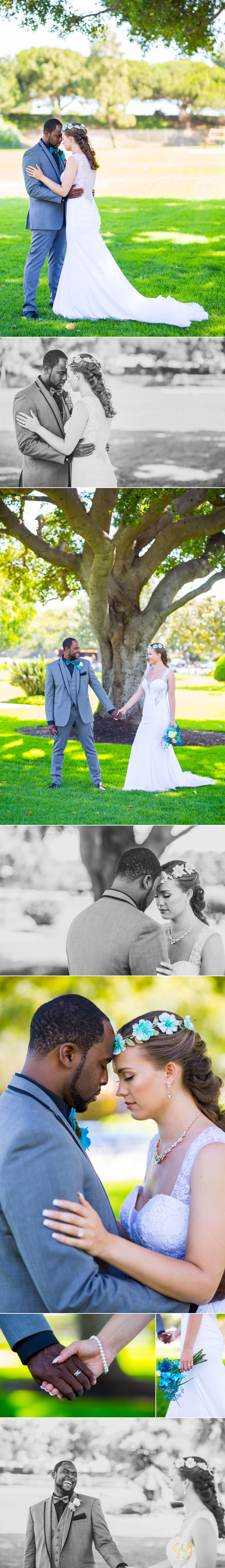 Rebecca + Torand El Segundo Chevron Employee Park Summer Barbados Bajan Wedding by Glass Woods Media 8.jpg