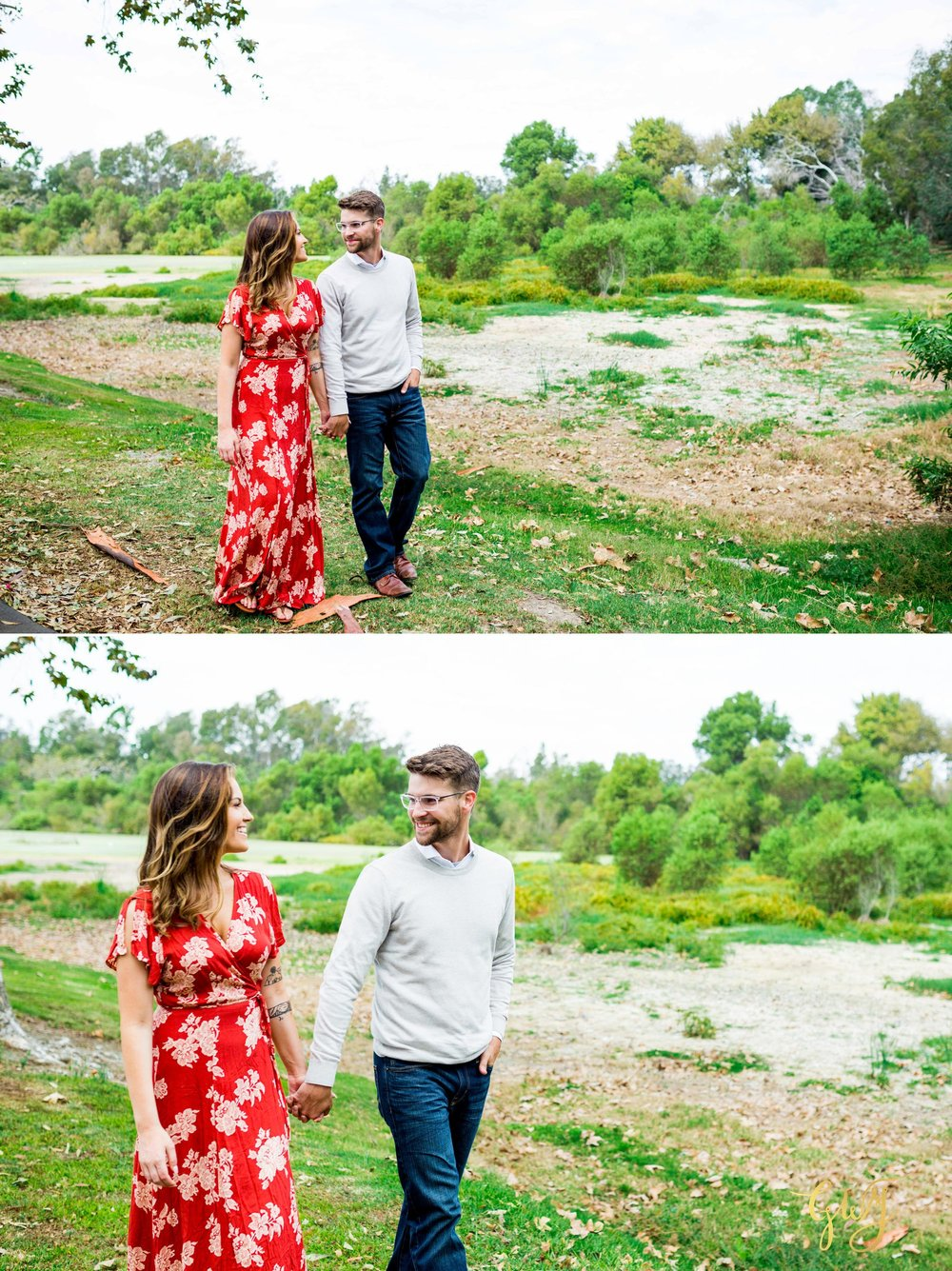 Casey + Jordan Huntington Central Park Pacific City Beach Engagement by Glass Woods Media 7.jpg