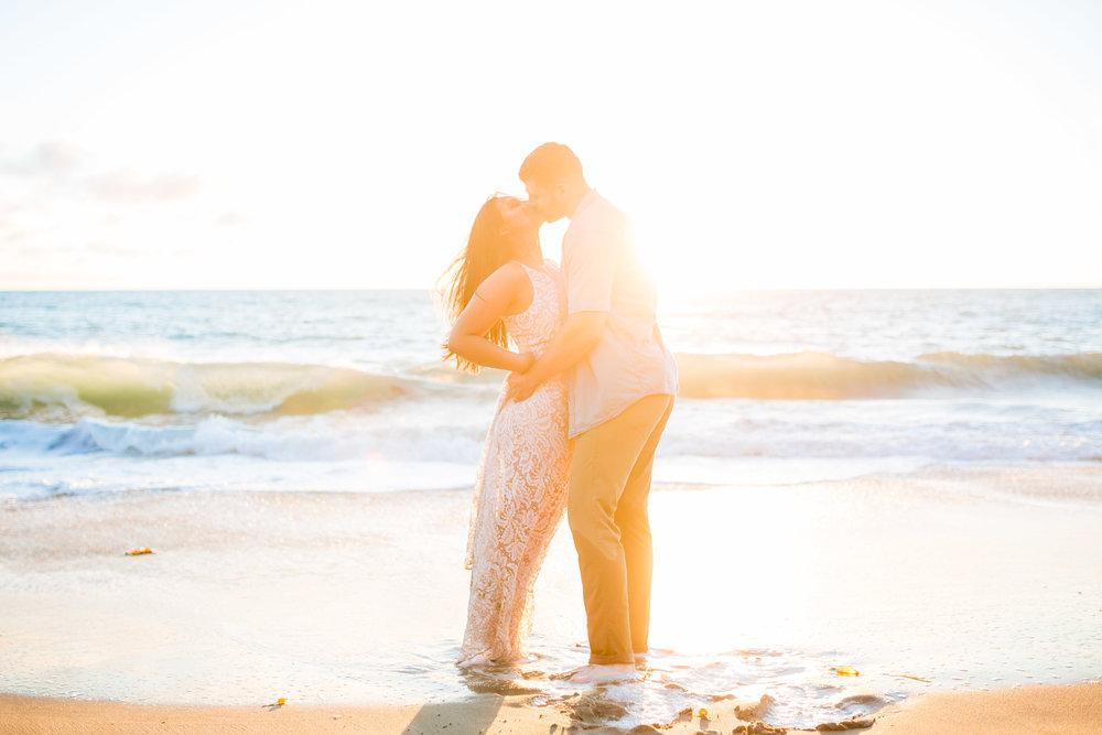 Alejandro + Rachel Mission San Juan Capistrano Strands Beach Dana Point Sunset Engagement by Glass Woods Media 055.jpg