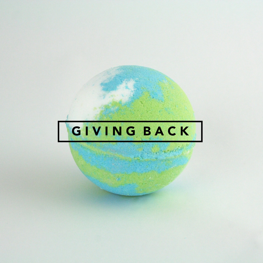 Money from the sale of every EarthBomb goes directly to save the world's oceans.