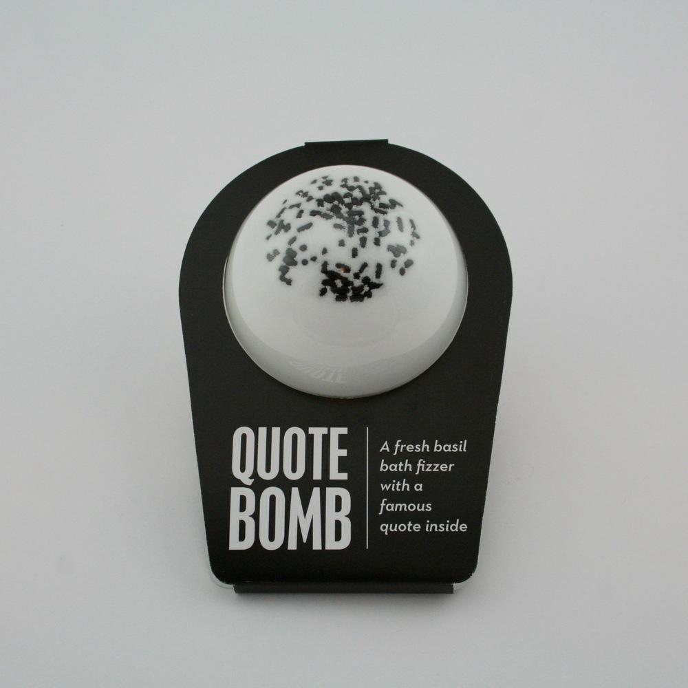 Bath Quotes Quote Bomb  Da Bomb Bath Fizzers™