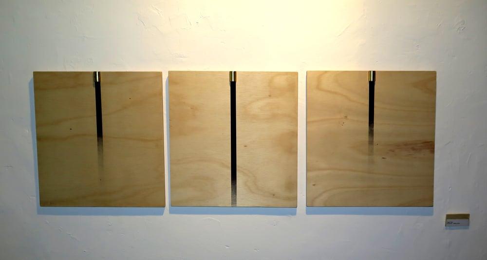 Hugo Frasa, D.E.R.I.V.A - tríptico 2015