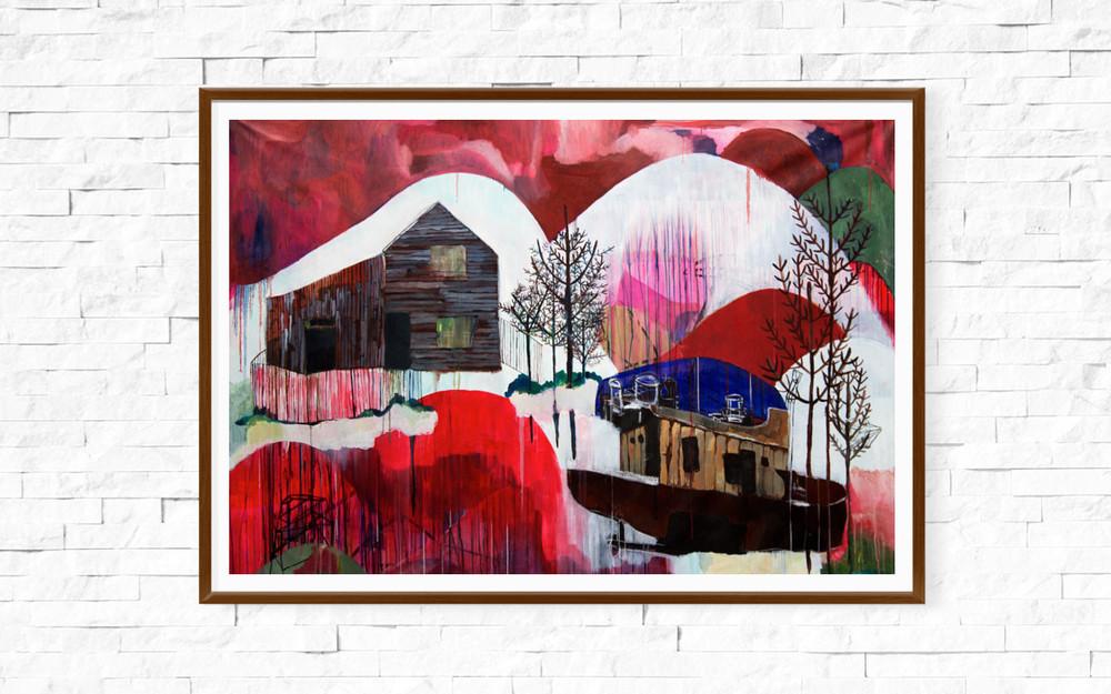 Obra Hey Mama Holf |Thalita Hamaoui O