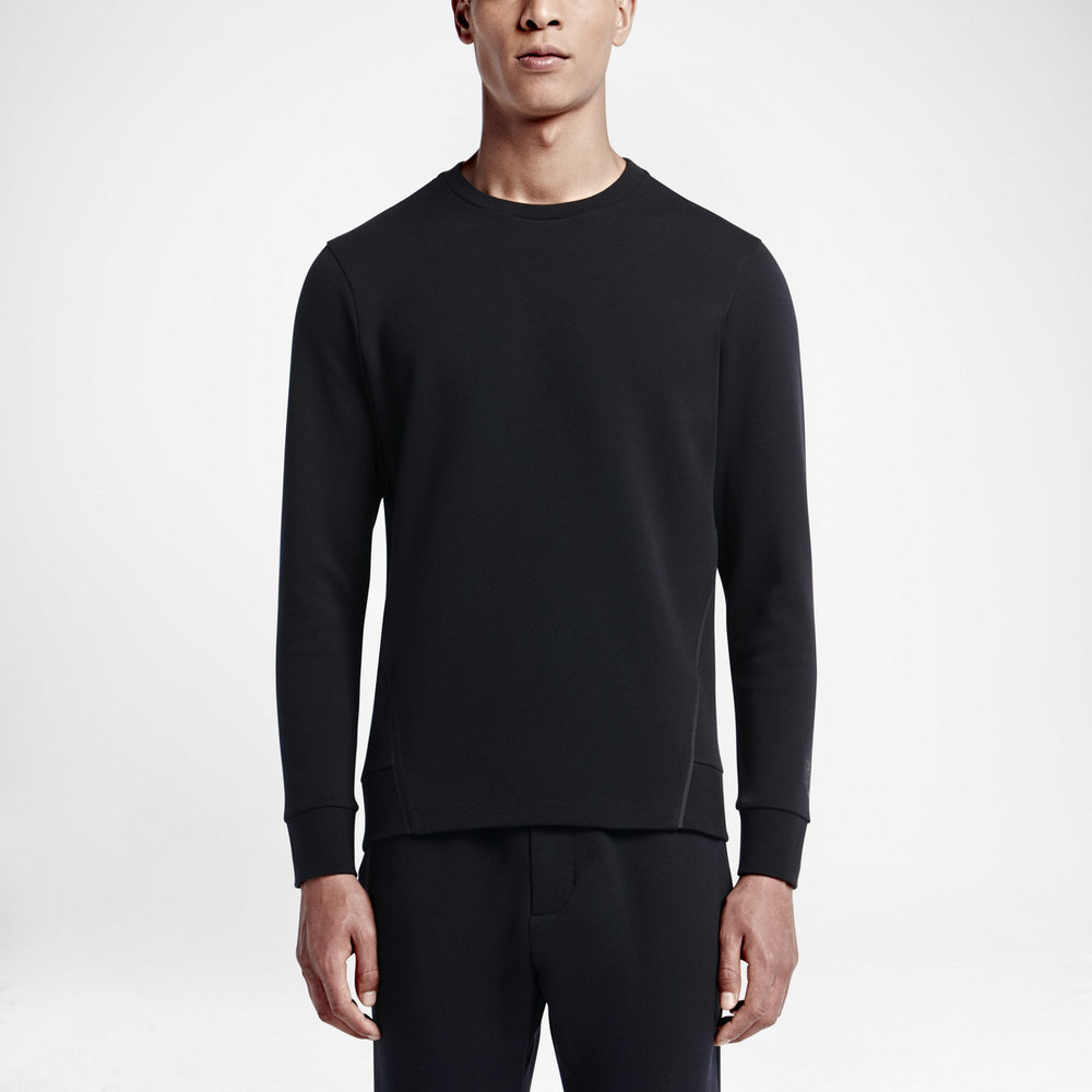 JAQUETA NIKELAB ESSENTIALS TECH FLEECE CREW