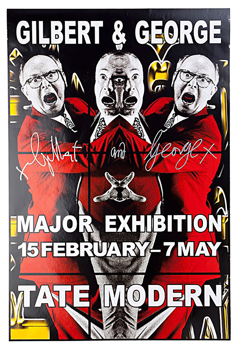 Posters de Gilbert and George
