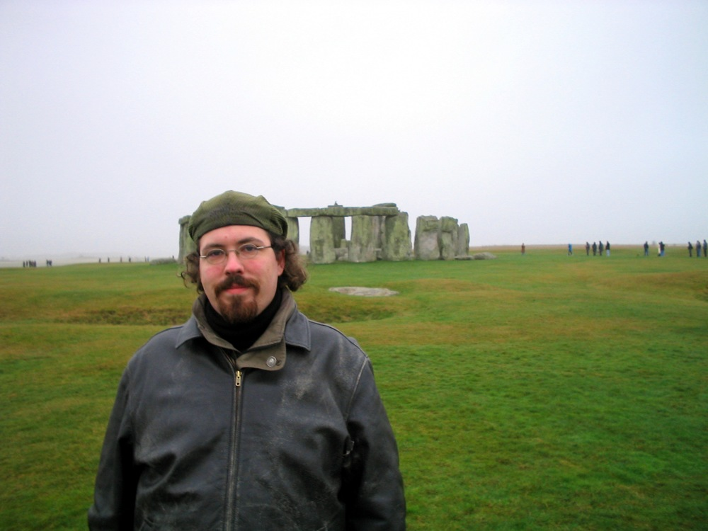 Stonehenge,England