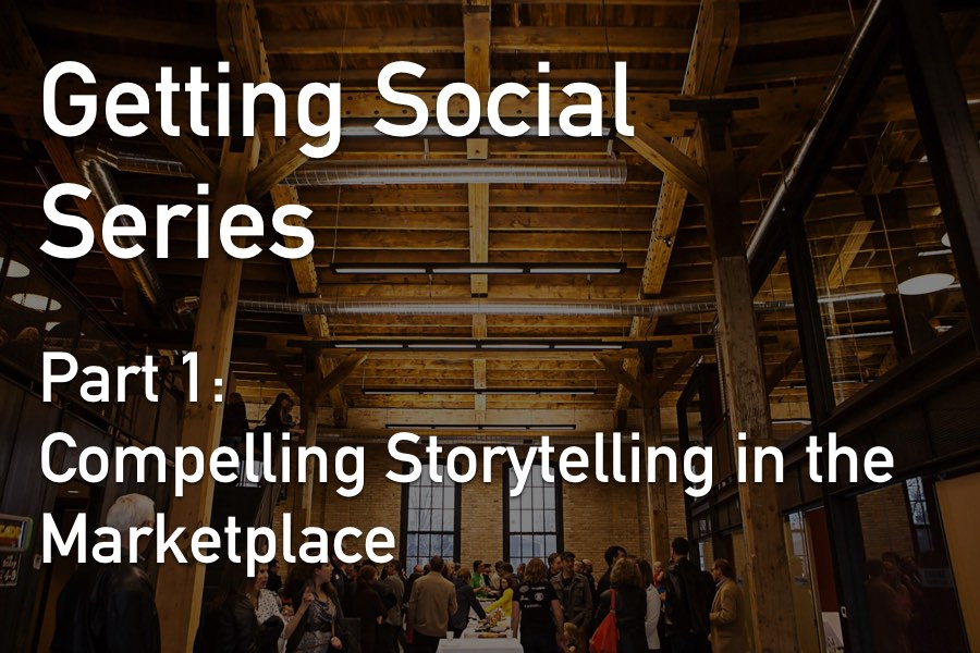"""Part 1 of a 4 part """"Getting Social"""" Series. The events can be attended separately, or attend all 4 for an end-to-end social media engagement experience!"""