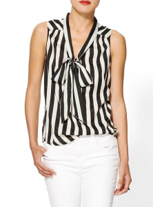 Tinley Road Bow Blouse, $39.
