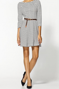 Ark & Co. Tate Stripe Dress, $89.