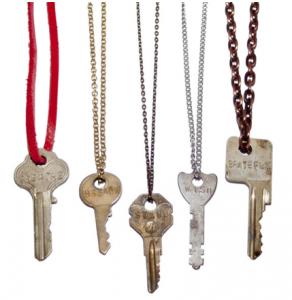 Classic Pendent Keys, $35.