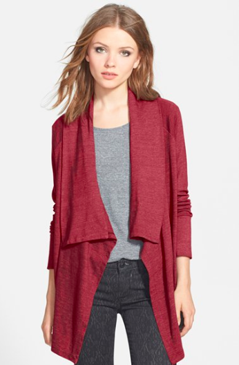 Splendid Open Cardigan. {currently 40% off!}