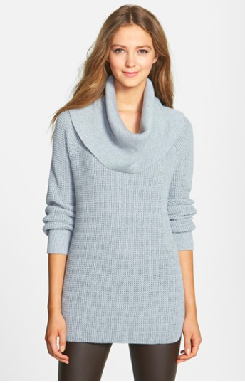 MICHAEL Michael Kors Thermal Cowl Neck Sweater. {currently 40% off, available in multiple colors}