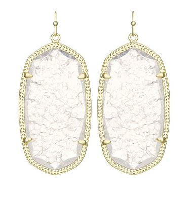 Kendra Scott Danielle Earrings.