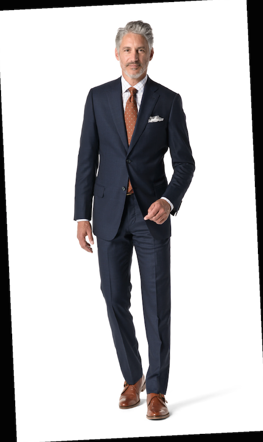 The Perfect Fit :: Custom tailoring by J. Hilburn