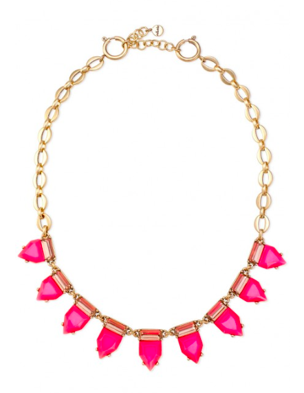 Stella & Dot Eyecandy Necklace.