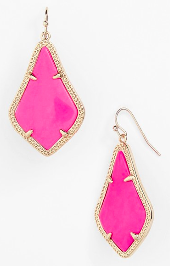 Kendra Scott Alex Drop Earrings.