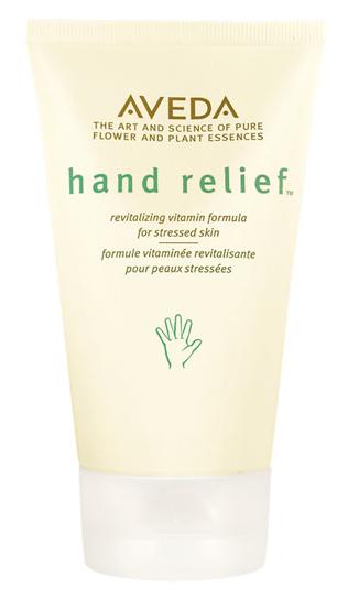 Aveda Hand Relief.