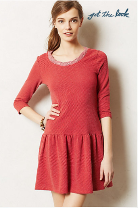Anthropologie Abingdon Tunic.