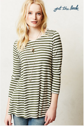Anthropologie Darcy Swing Tunic.