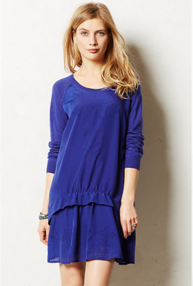 Anthropologie Coriolis Tunic.