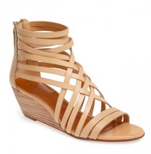 Hinge Neta Wedge, $89.95.