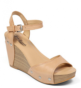Lucky Brand Marshea Wedge.