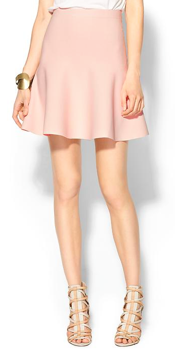 BCBGMAXAZRIA Ingird Skirt via Piperlime.