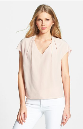 Ted Baker Silk Top.