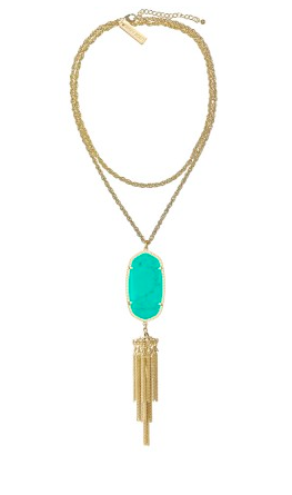 A go-to fav :: Kendra Scot Rayne Necklace. $80.