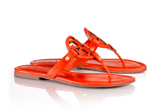 Tory Burch Miller Sandal. {lots of colors available}
