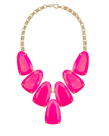 Harlow Statement Necklace.