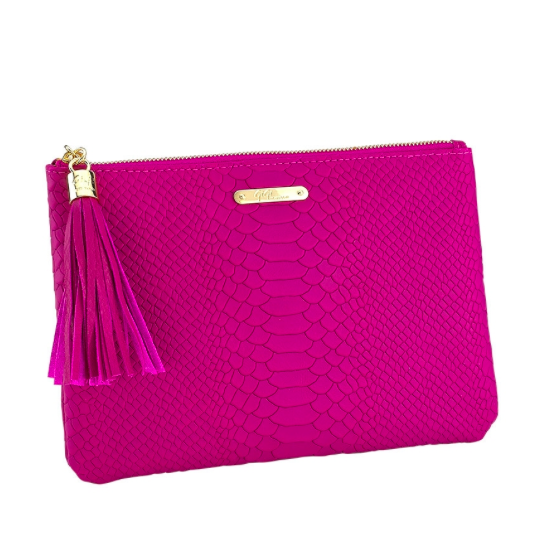 All in One Bag in Magenta.