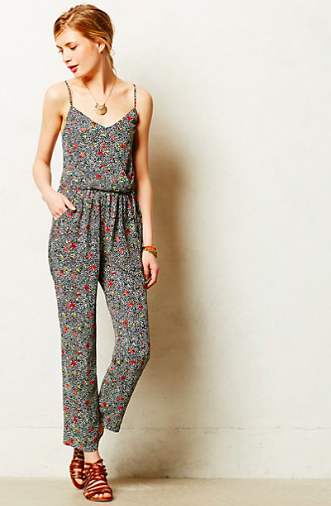 Anthropologie Peonia Jumper.