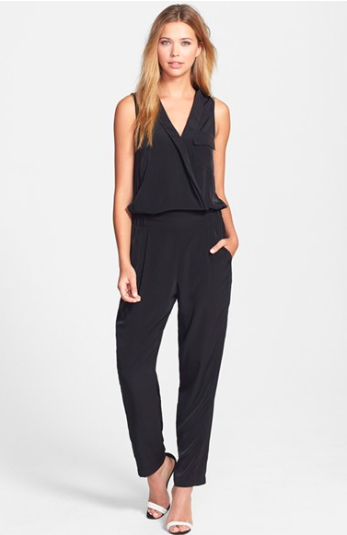 KUT from the Kloth Piper Sleeveless Jumpsuit.