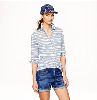 J.Crew Denim Shorts.