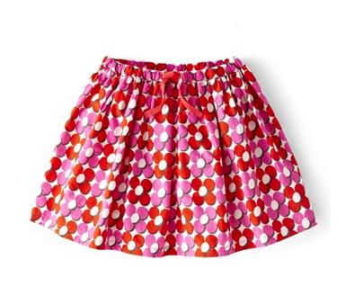 Mini Boden Jersey Skirt.