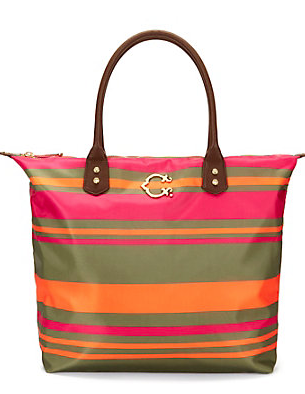 C.Wonder Tidal Stripe Easy Tote, $61.39. {currently 30% off}