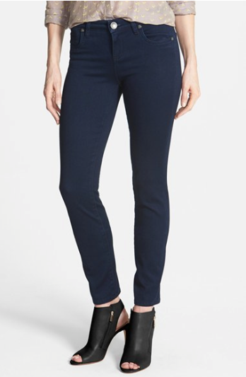 Kut from the Kloth Diana Skinny Jeans.