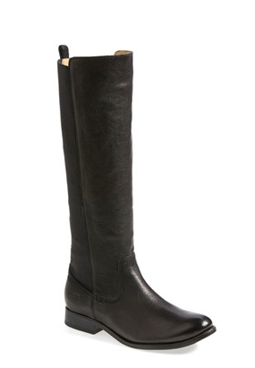 Frye Molly Gore Leather Boot, $279.90. {reguarly $417.95}