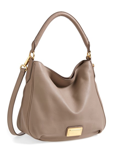 Marc by Marc Jacobs Hobo, $292.90. {reguarly $438}